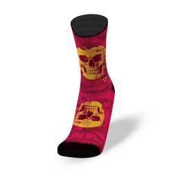 Endurance socks GOLDEN SKULL   LITHE APPAREL