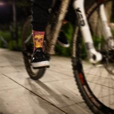 Chaussettes endurance GOLDEN SKULL |LITHE APPAREL