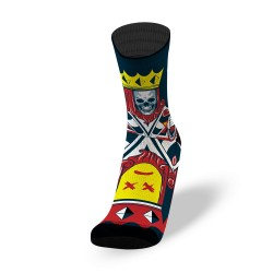 Endurance socks NO FACE KING  LITHE APPAREL