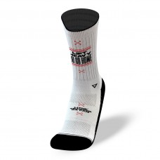 Chaussettes blanches LIFT HEAVY   LITHE APPAREL