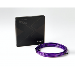 Jump rope purple 2.5 mm - 3 m cable | PICSIL