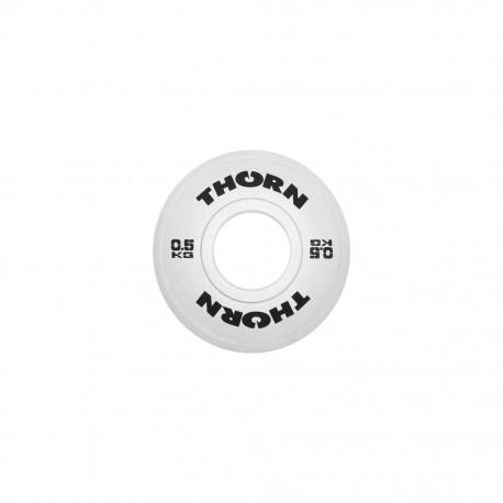 Disque Bumper Plate 0,5 KG | THORN+FIT EQUIPMENT