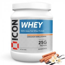 Protéines 960 GR 100% ICON Whey pour athlète by ICON