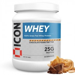 100 % Whey CHOCOLATE PEANUT BUTTER 960 Gr | ICON NUTRITION