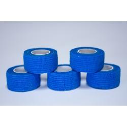 Pack de 5 Finger Tape protection doigts 2.5 mm x 4.5 m TD