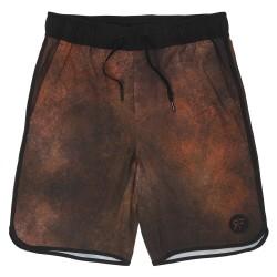 Men's red IRON OXIDE short | ROKFIT