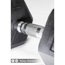 PERF hexagonale 30 KG Dumbbell | VERY BAD WOD