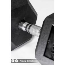 PERF hexagonale 40 KG Dumbbell | VERY BAD WOD