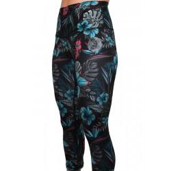 Training legging 3/4 mid waist multicolor S-BISCUS | PROJECT X