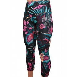 Training legging 3/4 mid waist multicolor WHO CARES | PROJECT X