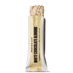 Protein bars WHITE CHOCOLATE ALMOND  BAREBELLS