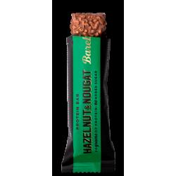 Protein bar HAZELNUT & NOUGAT  BAREBELLS