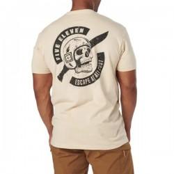 T-shirt sand SAHARA Q3 for men   5.11 TACTICAL