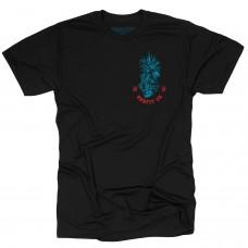 Men's black T-Shirt GET FRESH OR DIE TRYING | ROKFIT
