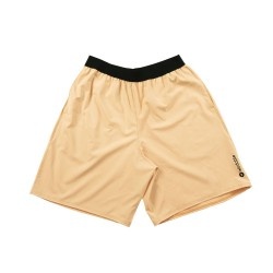 Men's beige Essentials PEACH SCHNAPPS short | WODABLE