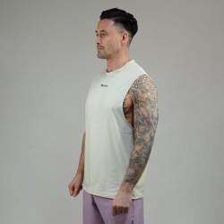 Muscle Tank beige OAT for men | WODABLE