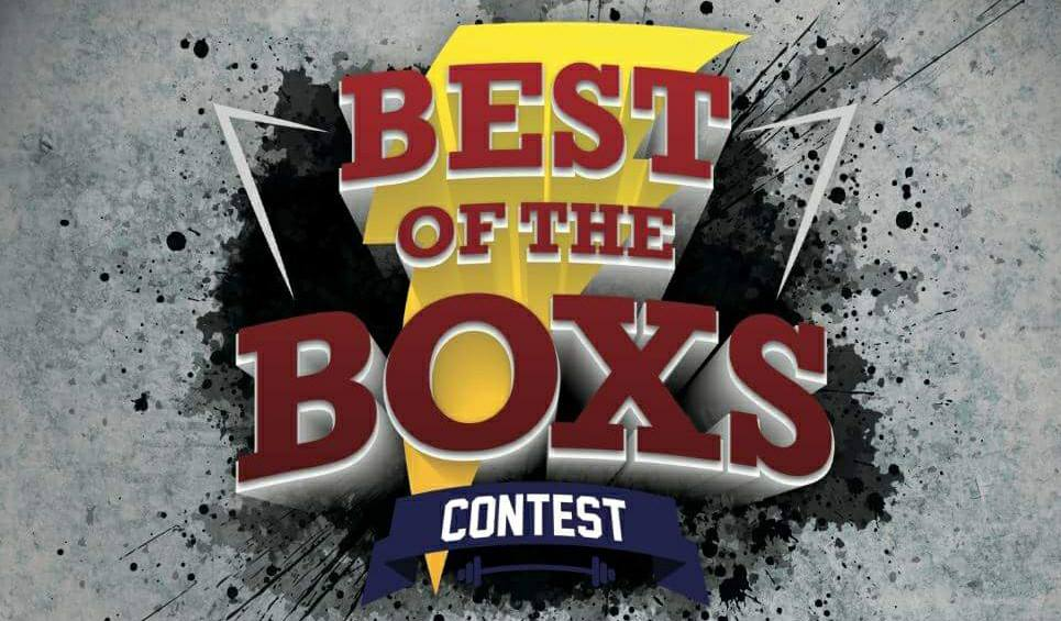 Best of the Box Contest 2018