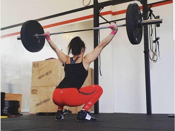 Sandra Beraud Athlète Training Distribution