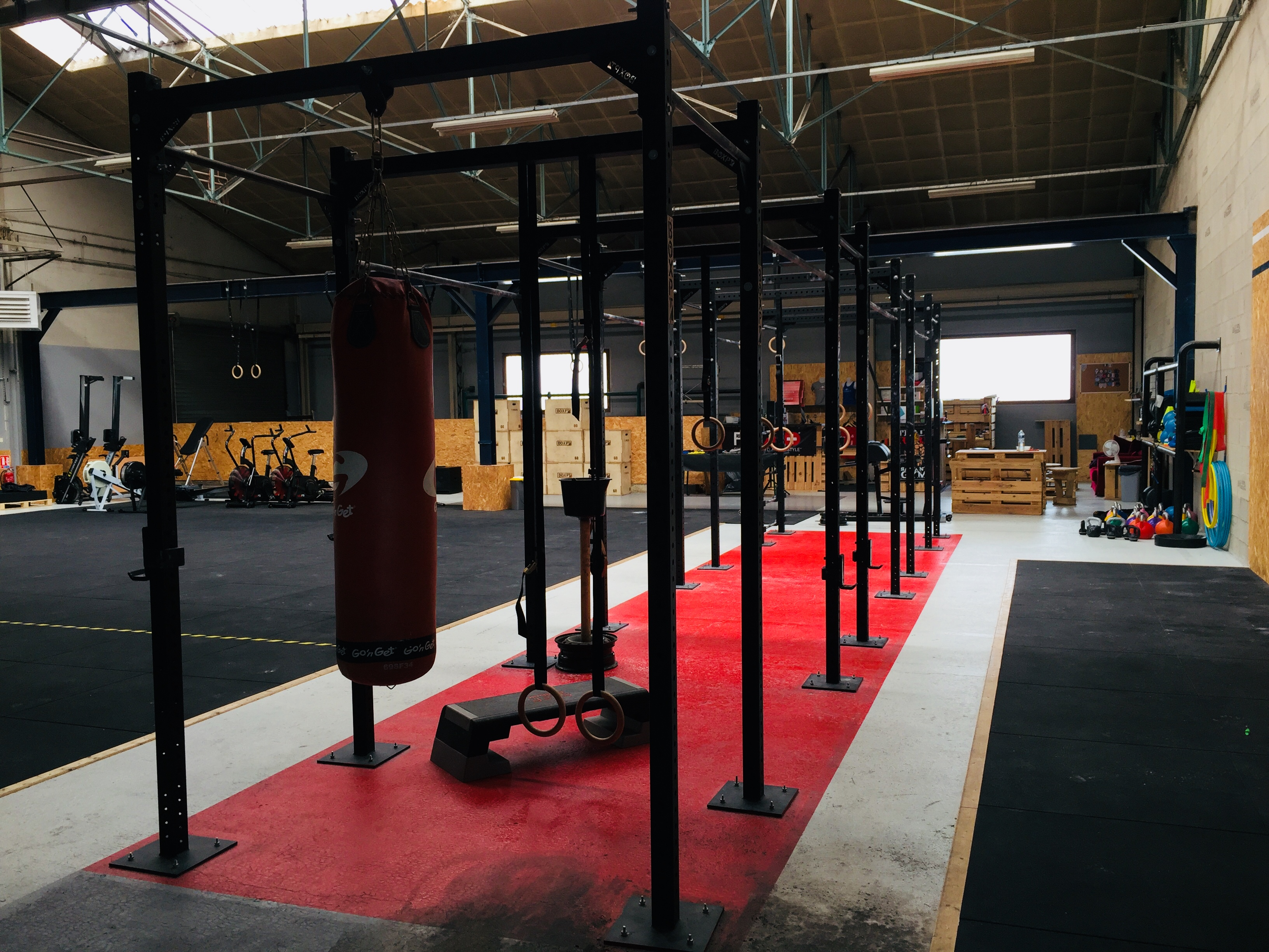 CrossFit Lafontaine