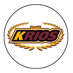 CROSSFIT KRIOS partenaire training distribution