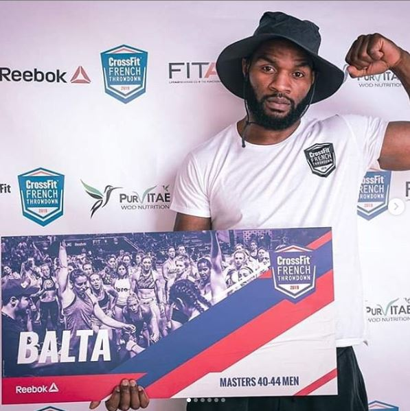 Xavier Balta Athlète Training Distribution