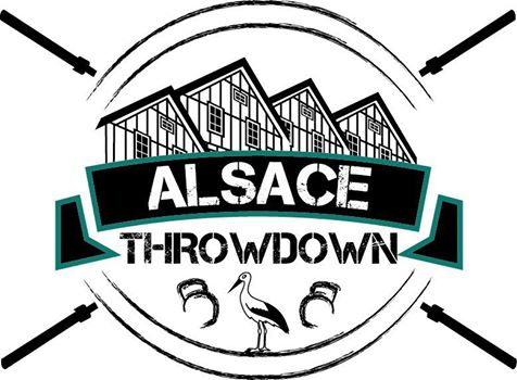 Alsace Throwdown 2018 et Training Distribution