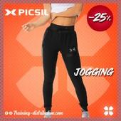 SOLDES - 25% Picsil 🕸➡️Ce jogging dispose d'une coupe stylée confortable et cintrée avec une poche fermée sur l'avant.➡️Comme tous les joggings sport de chez PICSIL, ce jogging est léger et respirant. Il s'adaptera parfaitement à votre taille grâce à son cordon tour de taille.Retrouvez toute la marque Picsil en EXCLUSIVITÉ chez Training-Distribution.com 🙌#trainingdistribution #training #jogging #homegym #lifesyle