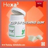 NOUVEAUTÉ - Hexa3➡️CBD en chewing gum, idéal pour commencer une prise en douceur➡️Aide à la récupération, favorise sommeil, relaxation, détente, et bonne humeur➡️Format 20 gums par pot, 10mg de CBD par chewings gum, nous recommandons d'utiliser 1 chewing gum en cas de besoin de vous détendre, vous destresser, ou d'avoir une meilleure concentrationRetrouvez toute notre sélection Hexa3 sur Training-Distribution.com LIEN DANS LA BIO 💫#trainingdistribution #CBD #hexa3 #recuperation #chewinggum