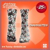 SOLDES -25% Hexxee 🧦America Hell Yeah 🇺🇸Retrouvez toute notre sélection Hexxee sur Training-Distribution.com 💫#trainingdistribution #Hexxee #training #chaussettes #socks
