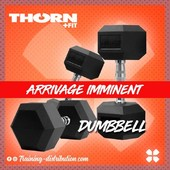 Arrivage imminent Dumbbell 7,5kgACTIVEZ VOS NOTIFICATIONS 🛎Dumbbells de 10 & 22,5kg toujours disponible 🙌Retrouvez toute notre sélection Thorn Fit sur Training-Distribution.com LIEN DANS LA BIO 💫#trainingdistribution #ThornFit #dumbbell #homegym #training