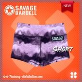 NOUVEAUTÉ - Savage Barbell 🎀Je vois des PR beaucoup de PR dans ce short 🔮Retrouvez toute notre sélection Savage Barbell sur Training-Distribution.com 💫#trainingdistribution #savagebarbell #training #short
