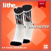 NOUVEAUTÉ - Lithe ⚡️Go Fast or go home !!!Retrouvez toute notre sélection Lithe sur Training-Distribution.com 💫#trainingdistribution #lithe #training #chaussettes