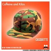 Casquette Caffeine and Kilos 🧢➡️ Casquette verte militaire avec le logo brodé en noir sur l'avant.➡️ Taille unique réglable à l'arrièreRetrouvez notre sélection Caffeine and Kilos sur Training-Distribution.com 💫#trainingdistribution #caffeineandkilos #casquette #training #lifestyle