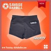 Shorty Savage Barbell ☀️➡️ Nouvelle couleur 🌚Retrouvez notre sélection Savage Barbell sur Training-Distribution.com LIEN DANS LA BIO 💫#trainingdistribution #functionaltraining #fitness #sport #savagebarbell #short #shorty #grey