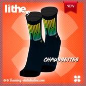 NOUVEAUTÉ - Lithe ⚡️Push Harder !!! Ne baissez pas les bras 💪Retrouvez toute notre sélection Lithe sur Training-Distribution.com 💫#trainingdistribution #lithe #training #chaussettes