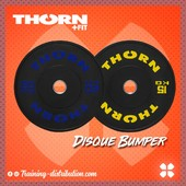 Disque Bumper 15 et 20kg 🏋️‍♂️Soyez prévisible et équipez vous avec Thorn FitRetrouvez notre sélection Thorn Fit sur Training-Distribution.com 💫#trainingdistribution #ThornFit #disque #bumper #weightlifting #training