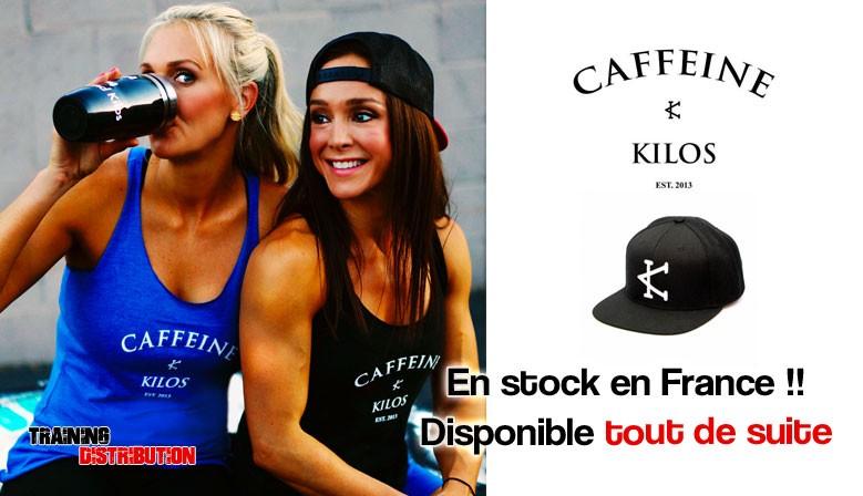 Caffeine and Kilos la marque Crossfit de référence