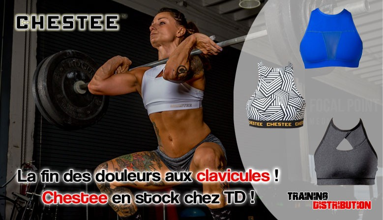TD Brassière Crossfit CHESTEE