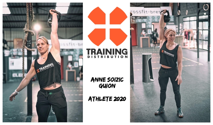 ANNE SOIZIC GUION - ATHLETE TRAINING DISTRIBUTION