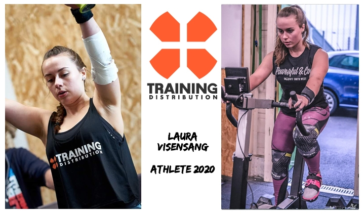 LAURA VISENSANG - ATHLETE TRAINING DISTRIBUTION