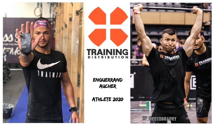 ENGUERRAND AUCHER - ATHLETE TRAINING DISTRIBUTION